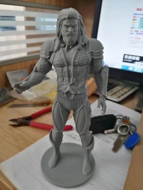 郑州3D打印动漫人物模型案例