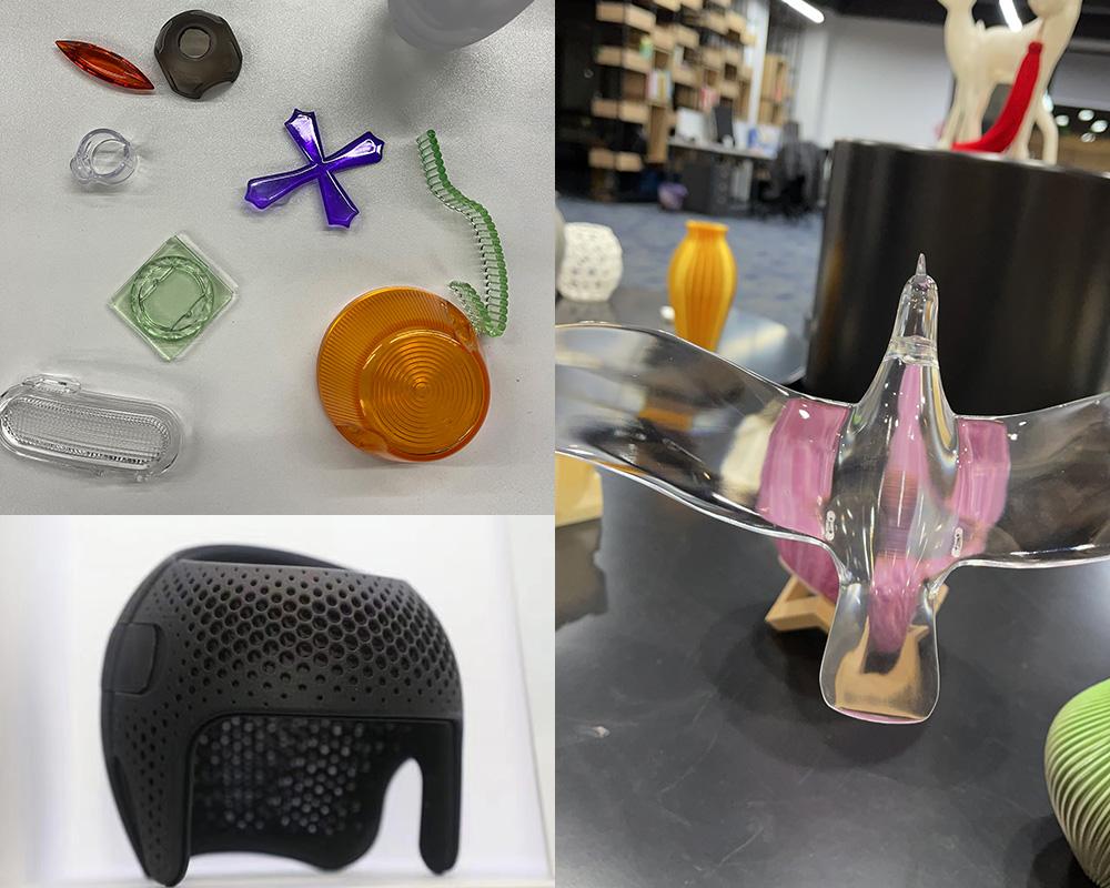 郑州3D打印树脂透明件