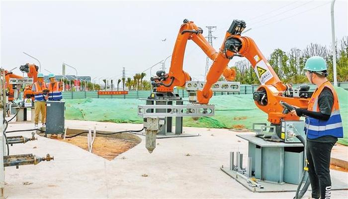 世界上第一个3D打印景观广场将落地深圳国际会展中心插图